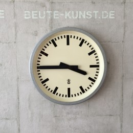 Wanduhr Loft Design DDR Industrie Art